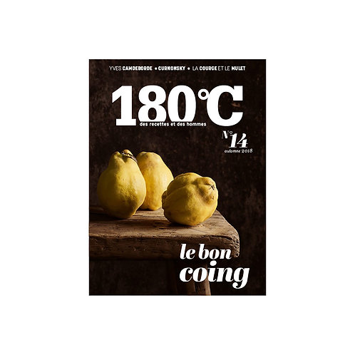 """180° #14""""Le bon coing"""""""