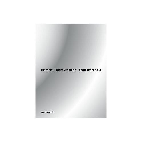 Nineteen interventions: Arquitectura-G