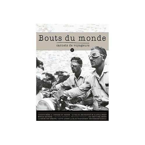 """Bouts du monde 37 """"Voyages initiatiques, voyages de la jeunesse"""""""