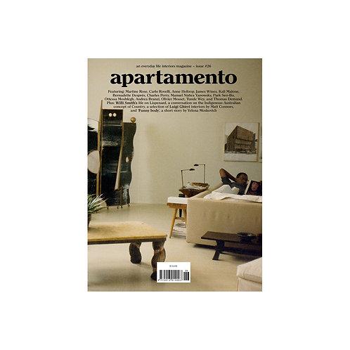 Apartamento Issue #26