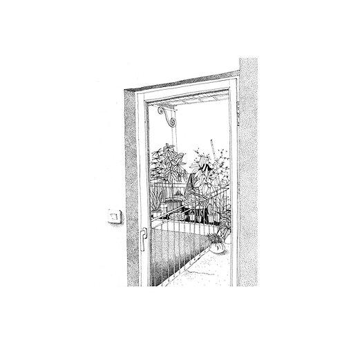 Balcon by Gabrielle Vinson