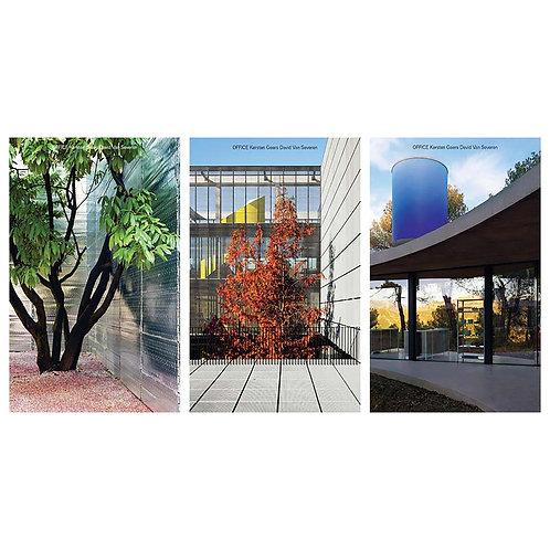 OFFICE / Kersten Geers & David Van Severen (Vol. 1, 2, and 3)