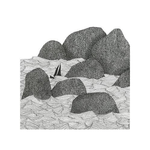 Les bâteaux / Sara Poix