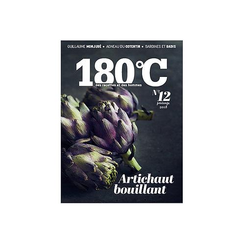 """180° #12 """"Artichaut bouillant"""""""