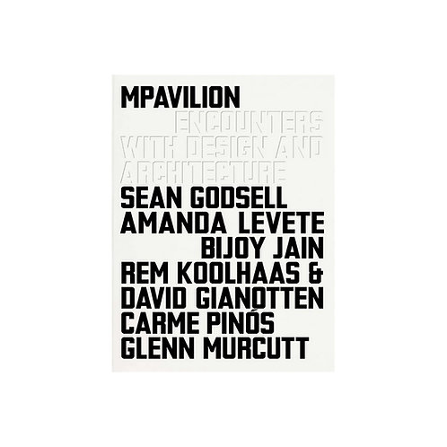 MPavilion: Encounters with Design and Architecture Hardcover