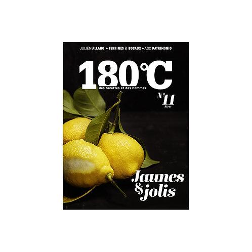 """180° #11 """"Jaunes et Jolis"""""""