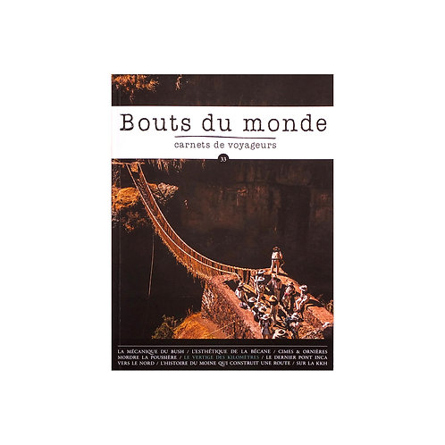 """Bouts du monde 33 """"La Route"""""""