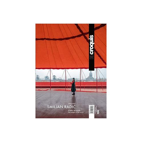 "El Croquis ""Smiljan Radic, (2013-2019) The Weight Of The World"""