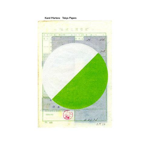 Karel Martens /Tokyo Papers