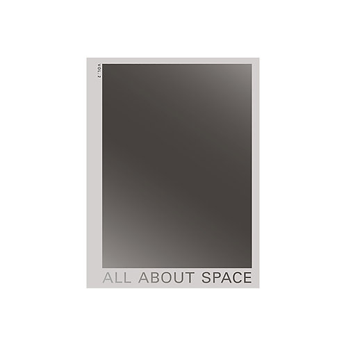 All About Space #2 / House 1 Catalogue