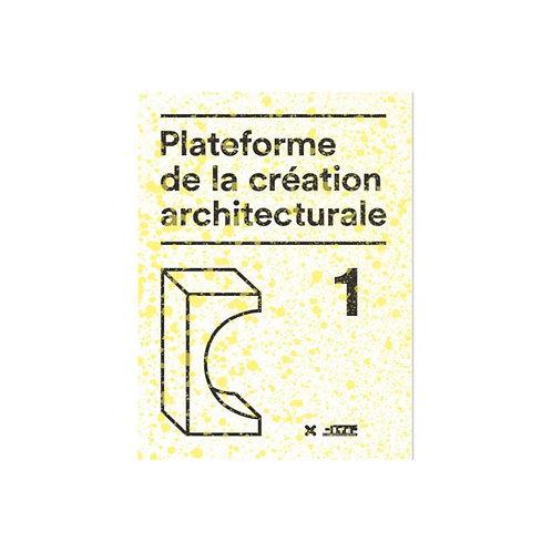 Plateforme de la création architecturale