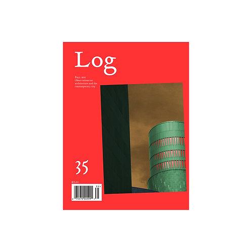 Log #35