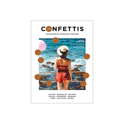 LES CONFETTIS #1