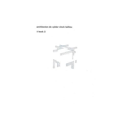 1 boek 2 Architecten De Vylder Vinck Taillieu