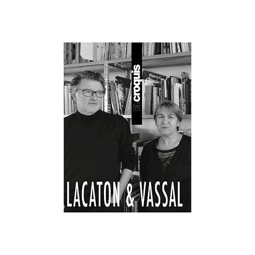 El croquis Lacaton & Vassal /Reprint