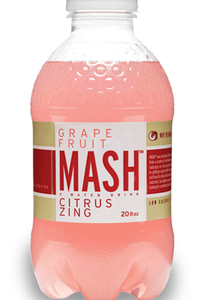 MASH Grape Fruit Citrus Zing