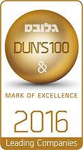 DUN'S 100 2016