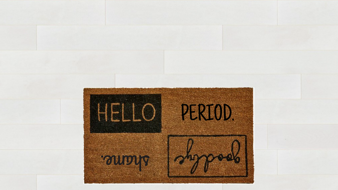Hello Period. Goodbye Shame.