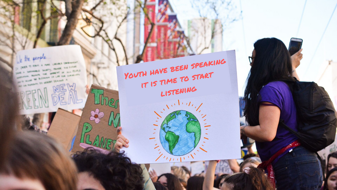 Youth Have Been Speaking, It Is Time to Start Listening