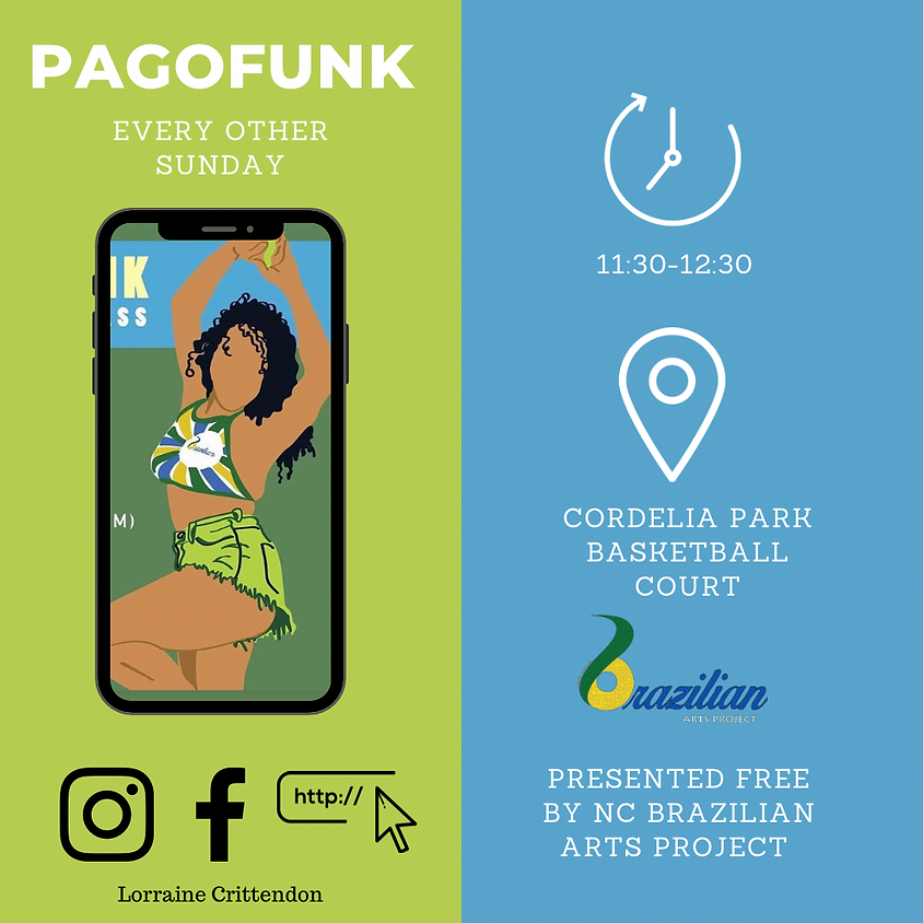 NCBAP presents: Pago Funk IN THE PARK* w/LCritt