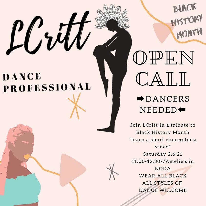 Black Dance Tribute w/ Charlotte Cultural Collective