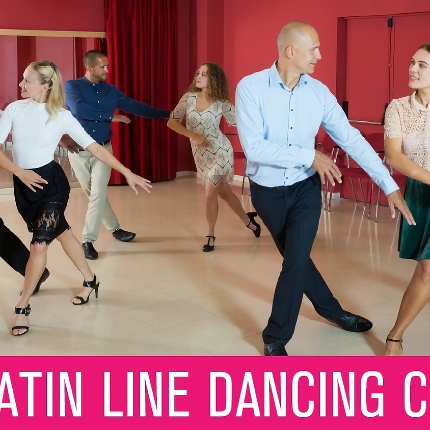 Latin Line Dancing with LCritt