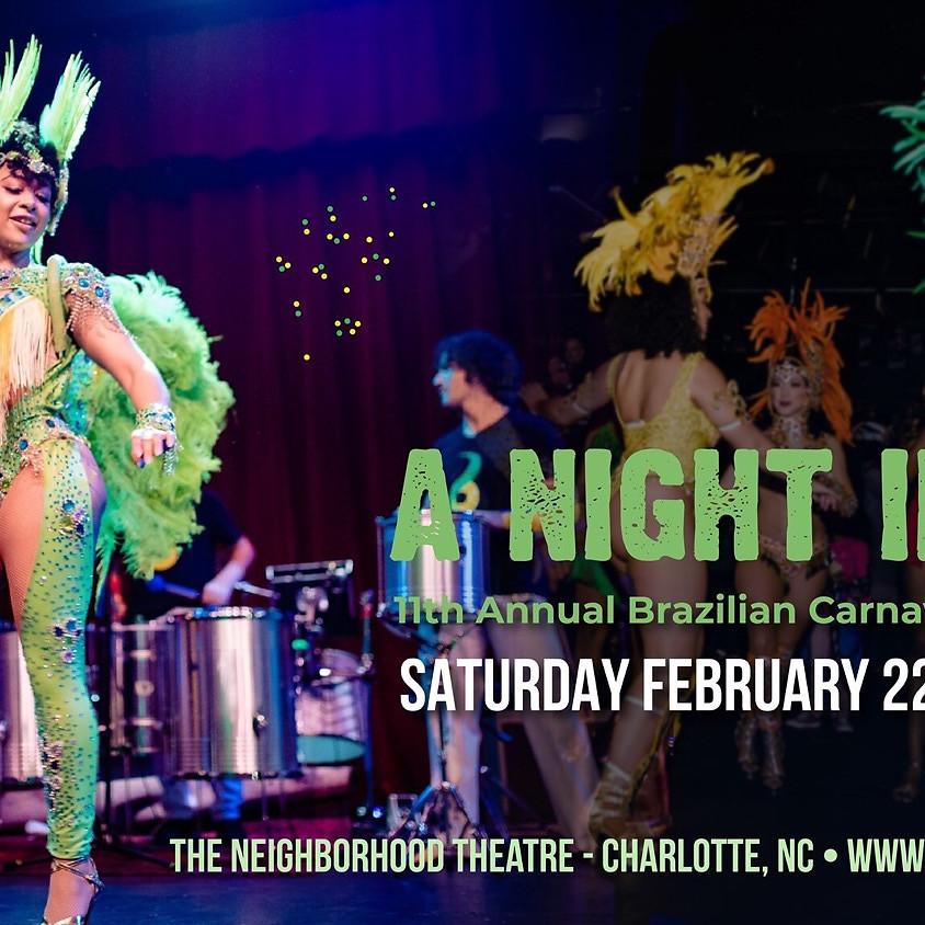 A Night in Rio 2020
