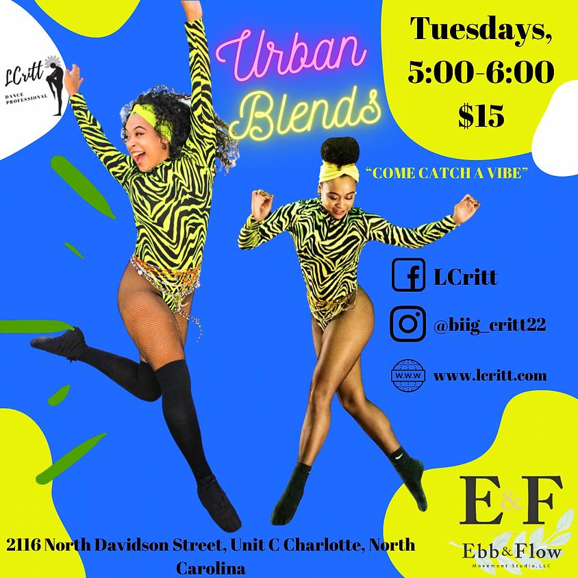 C3: Urban Blends Dance Class *NEW LOCATION*