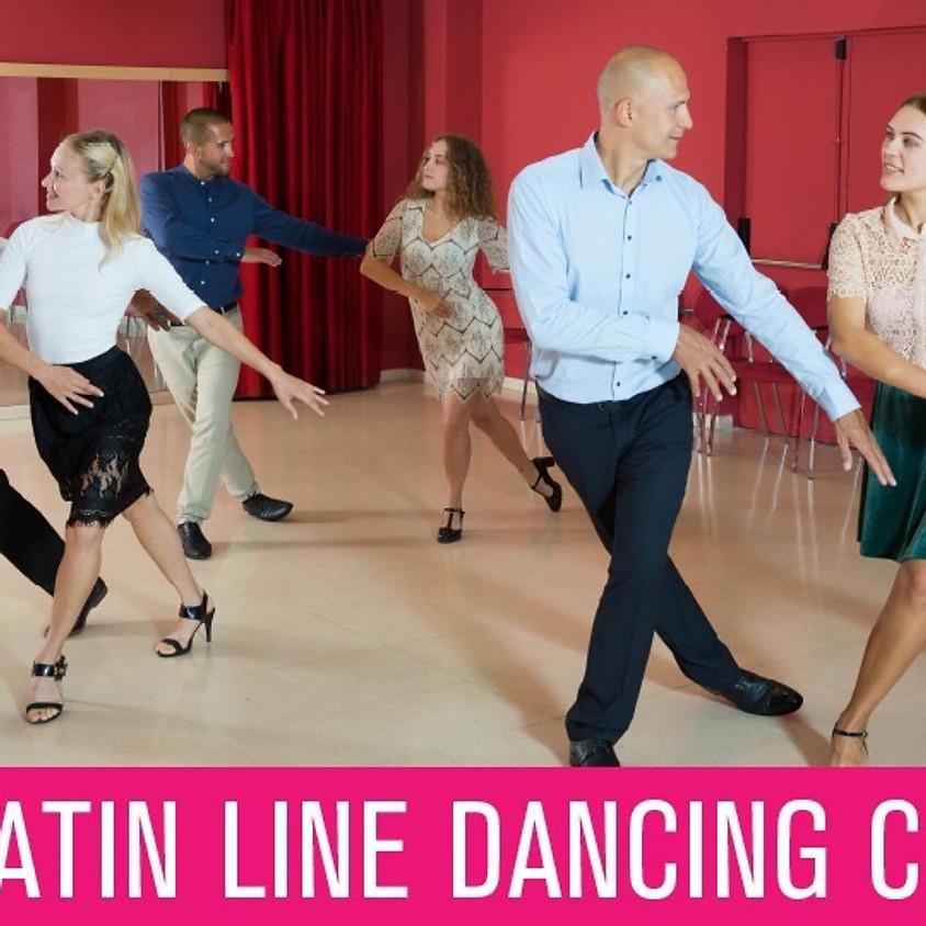 Latin Line Dance with LCritt (FREE)