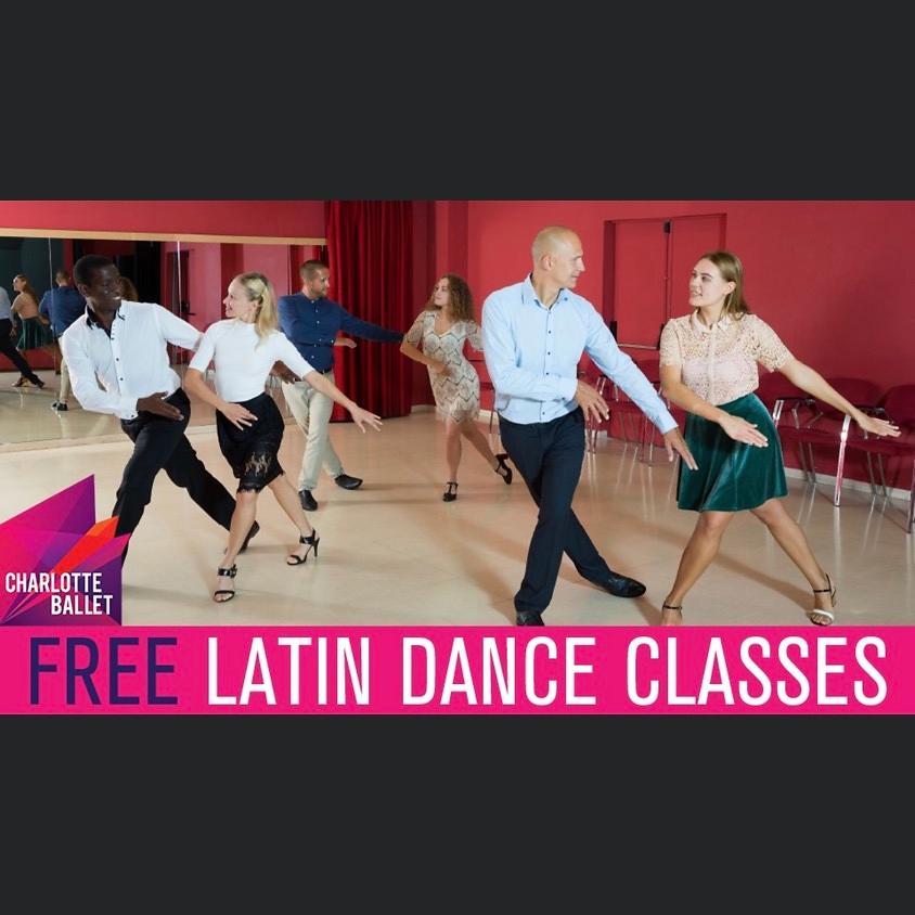 LCritt FREE Latin Dance Classes (FREE)