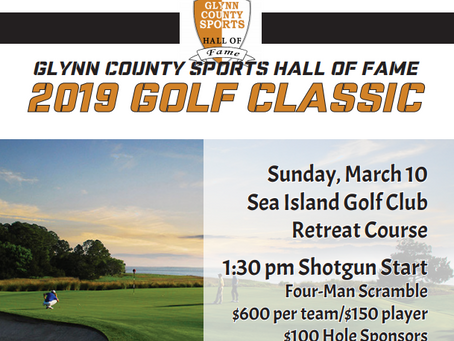 Hall of Fame announces benefit golf tournament March 10 at Sea Island