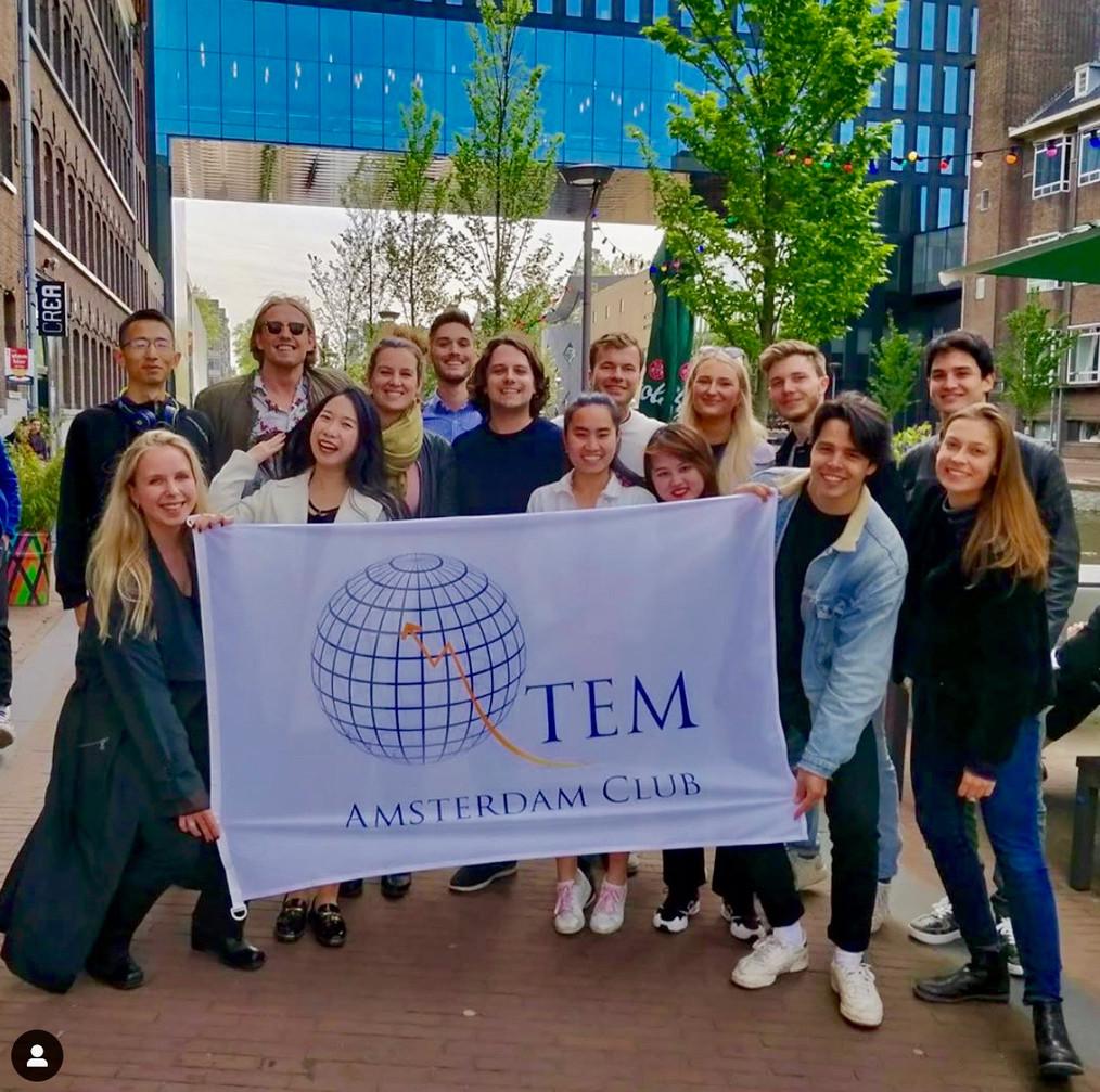 QTEM Amsterdam Club