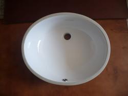 Bathroom - Oval