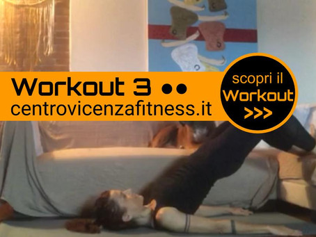 Workout 3 ●●◦◦◦