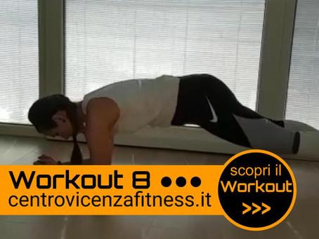 Workout 8 ●●●◦◦