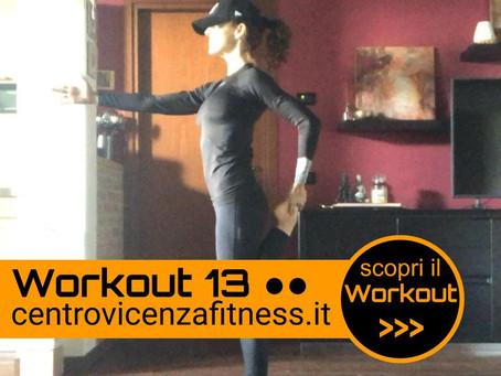 Workout 13 ●●◦◦◦