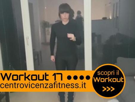 Workout 17 ●●●●◦
