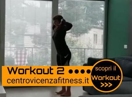 Workout 2 ●●●●◦