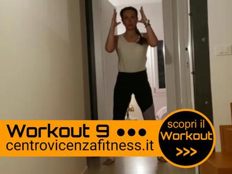 Workout 9 ●●●◦◦