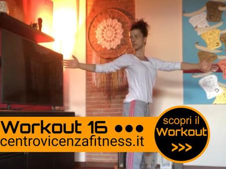 Workout 16 ●●●◦◦