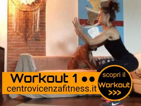 Workout 1 ●●◦◦◦