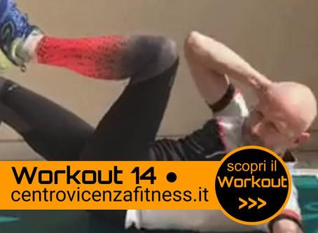Workout 14 ●◦◦◦◦