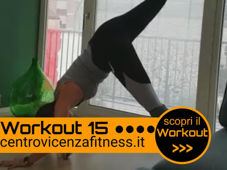 Workout 15 ●●●●◦