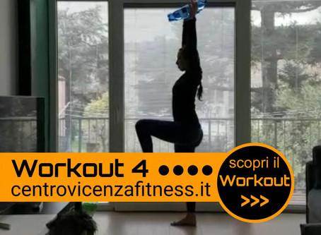 Workout 4 ●●●●◦