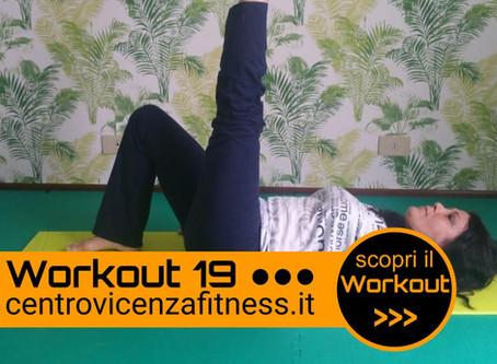 Workout 19 ●●●◦◦