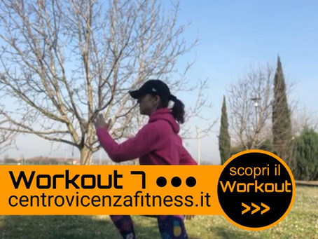 Workout 7 ●●●◦◦