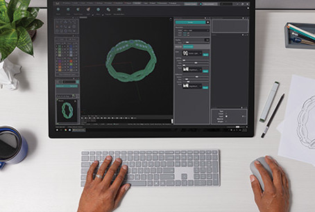 Dimensional Design: 3D technology allows fully customized jewelry