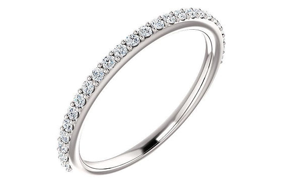 14K Diamond Band 0.20ctw 122814