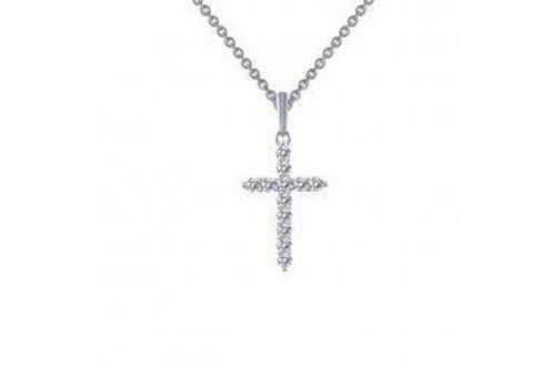 Classic Silver Cross P0165CLP18