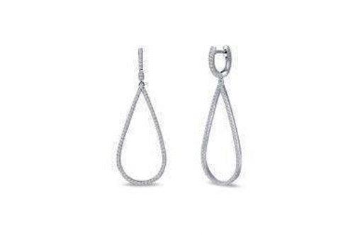 ER CL S.S PT 1.50 CTTW Earrings